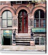 Macdougal Street Ale House Acrylic Print