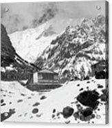 Machhapuchchhre Base Camp - The Himalayas Acrylic Print