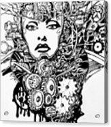 Machine 2 Acrylic Print