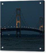 Mackinac Bridge - 1 Acrylic Print