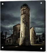 Mackinaw Point Lighthouse Acrylic Print