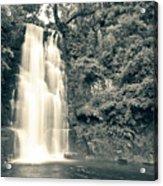 Maclean Falls New Zealand Acrylic Print