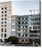 Macy's Union Square San Francisco Building Acrylic Print