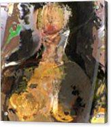 Madam Bouran Acrylic Print