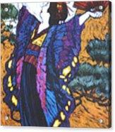 Madama Butterfly Acrylic Print