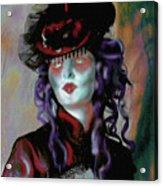 Madame La Comtesse Acrylic Print