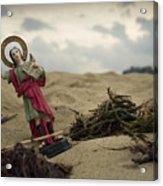 Made In China Saint Pancras Acrylic Print