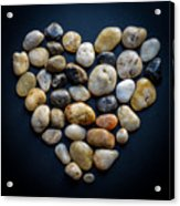 Made Of Stone Acrylic Print