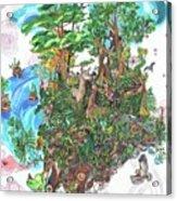 Madeline Island Acrylic Print