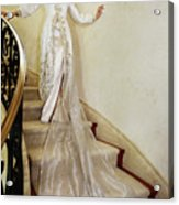 Mademoiselle French Collection 2 Acrylic Print