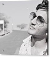 Madhusudan Bishnoi...... Acrylic Print