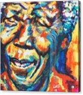 Madiba Acrylic Print