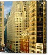 Madison Avenue Acrylic Print