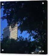 Madison Square Park Acrylic Print