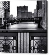 Madison Street Bridge - 3 Acrylic Print