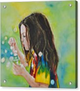 Madison Acrylic Print