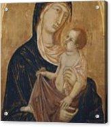 Madonna Acrylic Print