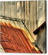 Madsen Grain Roof Acrylic Print