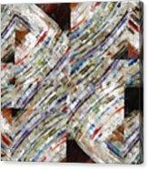 Mag 6 Abstract Painting Acrylic Print