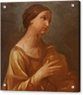 Magdalene With The Jar Of Ointment Acrylic Print