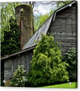 Maggie Valley Barn Acrylic Print