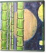 Magic Bamboo Acrylic Print