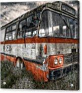 Magic Bus Acrylic Print