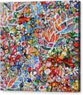 Magic Color Garden 201757 Acrylic Print