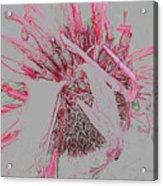 Magic Flower Acrylic Print