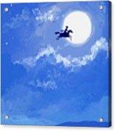 Magic Horse Acrylic Print