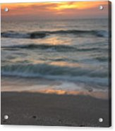 Magical Captiva Beach Sunset Acrylic Print
