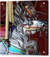 Magical Carousel Acrylic Print