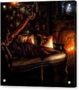 Magical Christmas Acrylic Print