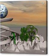 Magical Island Acrylic Print