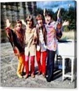 Magical Mystery Tour, The Beatles Acrylic Print