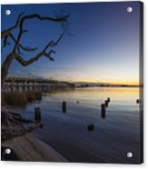 Magical Sunset II Acrylic Print