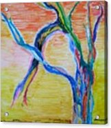 Magical Tree Acrylic Print
