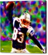 Magical Wes Welker  Acrylic Print