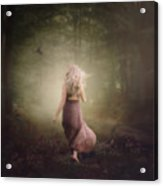 Magically Light Acrylic Print