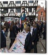 Magna Carta 2015 Acrylic Print