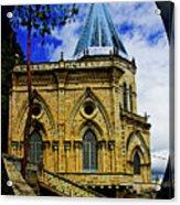 Magnificent Church Of Biblian Acrylic Print
