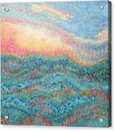 Magnificent Sunset Acrylic Print