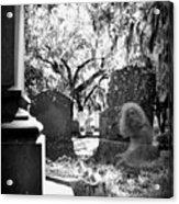 Magnolia Cemetery 75 Acrylic Print