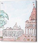 Mahakaleshwar Jyotirlinga Acrylic Print