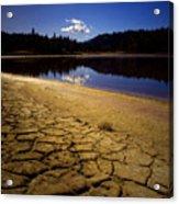 Mahoney Lake Acrylic Print