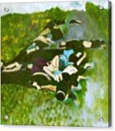 Mai-li Massacre Acrylic Print