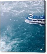 Maid Of The Mist American Side  Acrylic Print