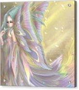 Maiden Of Earth Acrylic Print