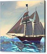 Maiden Voyage Acrylic Print