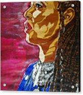 Maimouna Youssef Acrylic Print